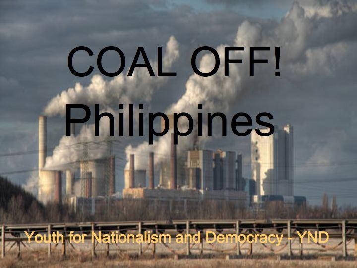 Ilayo sa Panganib ng Coal Plant ng Mamamayan